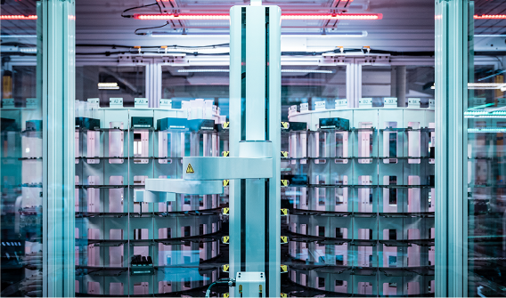 Automation & Miniaturization - Strateos